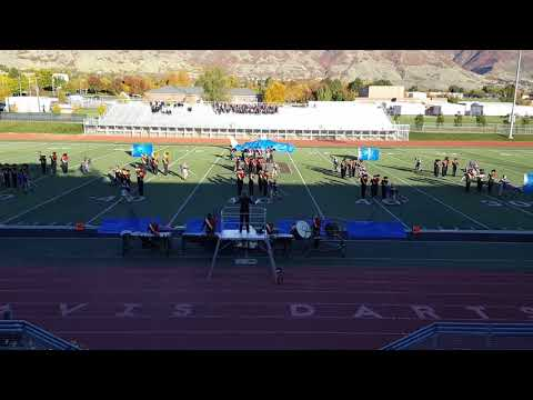 Viewmont High School Marching Band- DHS - Oct 14, 2017 ver 2