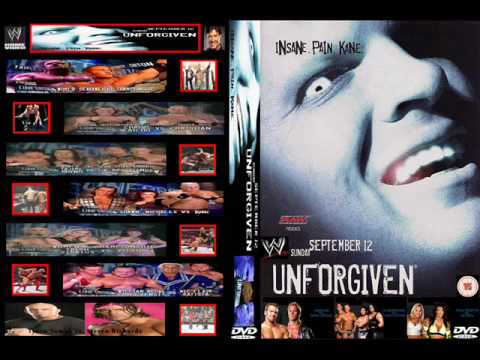 Official Theme Song Unforgiven 2004