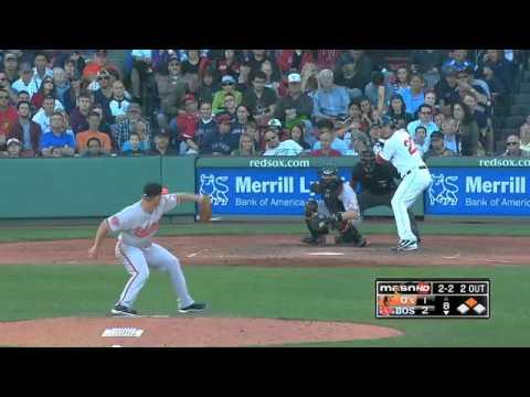 2012/09/23 Bundy's Major League debut