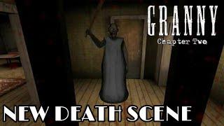 New Gameover Scene In Granny Chapter Two v 1.1 New Update!!