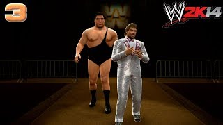 WWE 2K14: 30 Years of WrestleMania #3 - Everybody