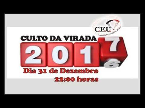 Convite - Culto Da Virada