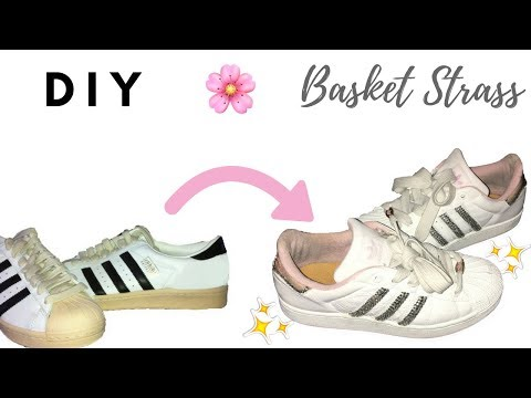 Rénover de vieilles basket - Comment customiser des adidas ...