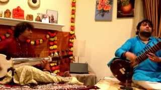 Music of Maihar- Sitar Sarod Duet Manj Khamaj
