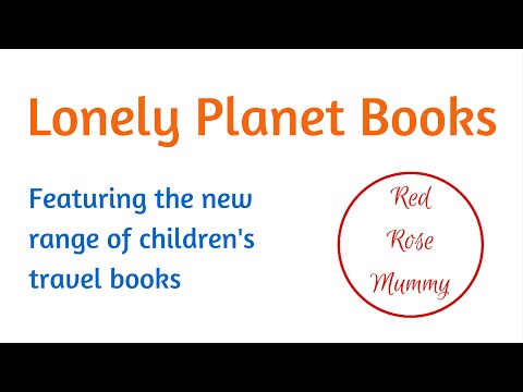 Lonely Planet Children's Books