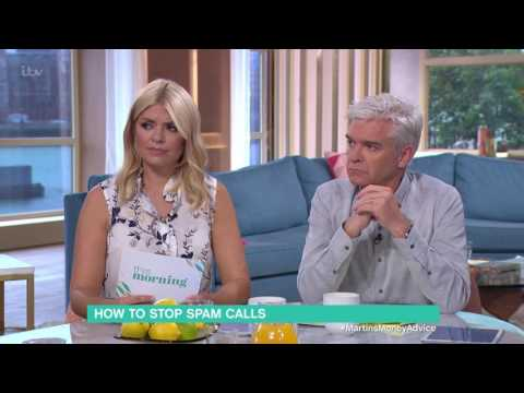 How To Stop Spam Calls and Texts | This Morning