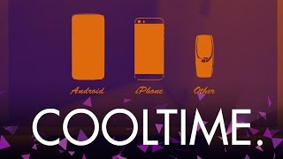 Cool Time: Switching from Android to iPhone
