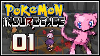 Pokémon Insurgence - Episode 1 | The Cult of Darkrai!