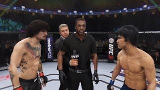 Sean O'Malley vs. Bruce Lee (EA Sports UFC 3) - CPU vs. CPU
