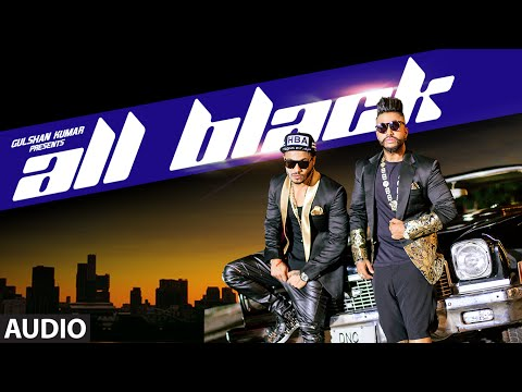 All Black FULL AUDIO Song | Sukhe | Raftaar | New Song 2015 | T-Series