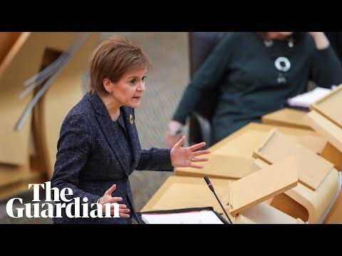 Sturgeon says she will 'get on with the job' after giving evidence at Salmond inquiry
