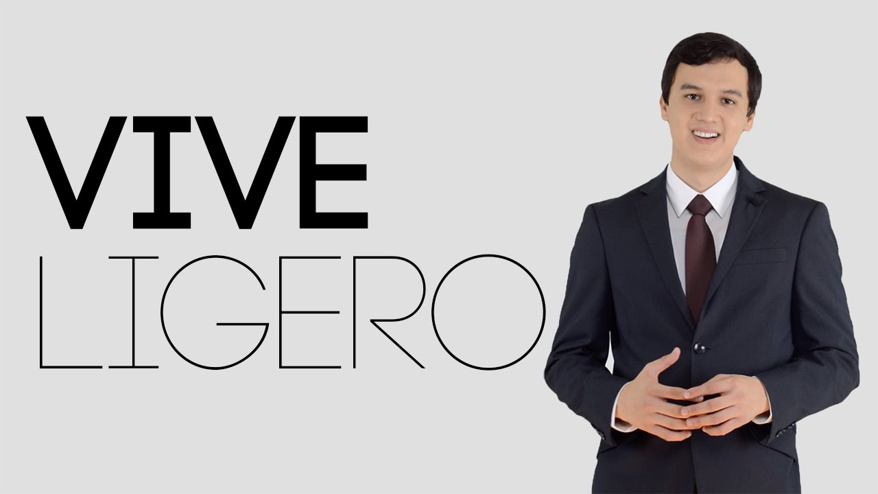 Hector Calderon - Vive ligero -1camino - YouTube