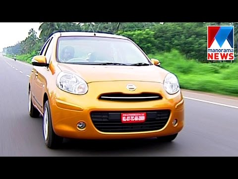 Nissan Micra | Fast Track | Old episode | Manorama News