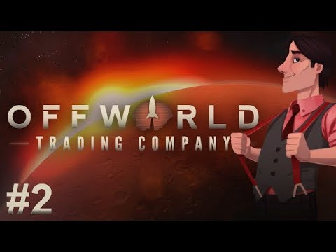Offworld Trading Company #2 : Water Monopoly
