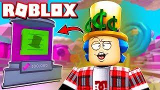 hats legendary and secret area! -Roblox: Bubble Gum Simulator