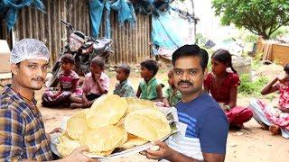 Potato poori | Aloo Puri Recipe I How to make Aloo puri I Street Kitchen
