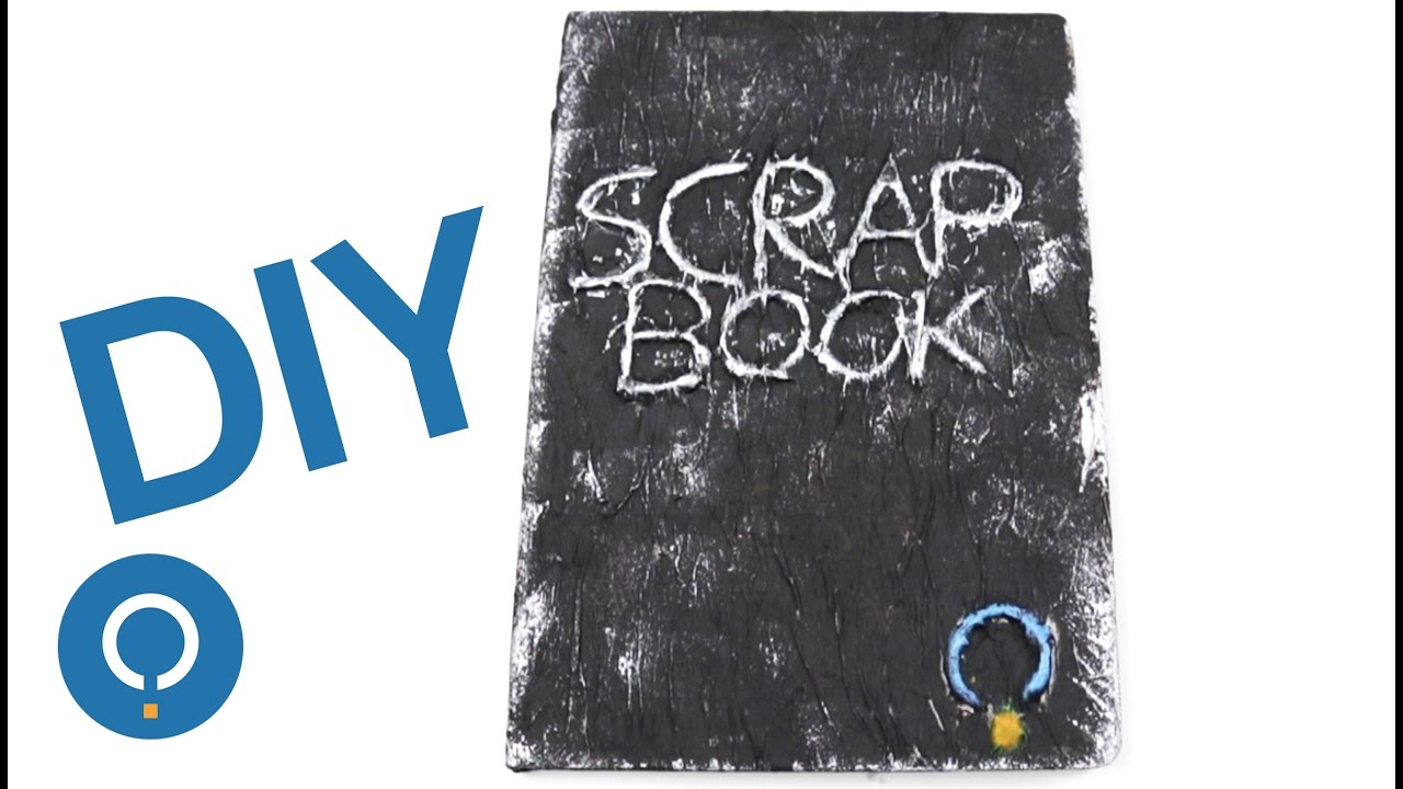 How to make scrapbook journal - How To Decorate A Journal Make Your Own Scrapbook Album
