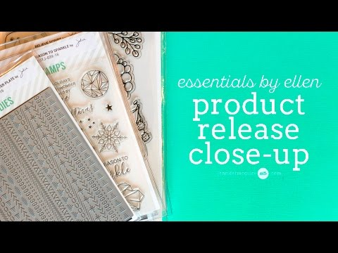 Release Close-Up: Essentials by Ellen + Best Background Die Ever