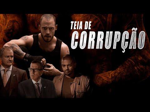 Teia de Corrupção - Trailer (Dublado)