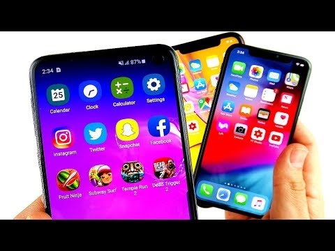Why Galaxy S10e is better than iPhone XR and XS?