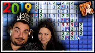 Kripp's Minesweeper Prediction 2019