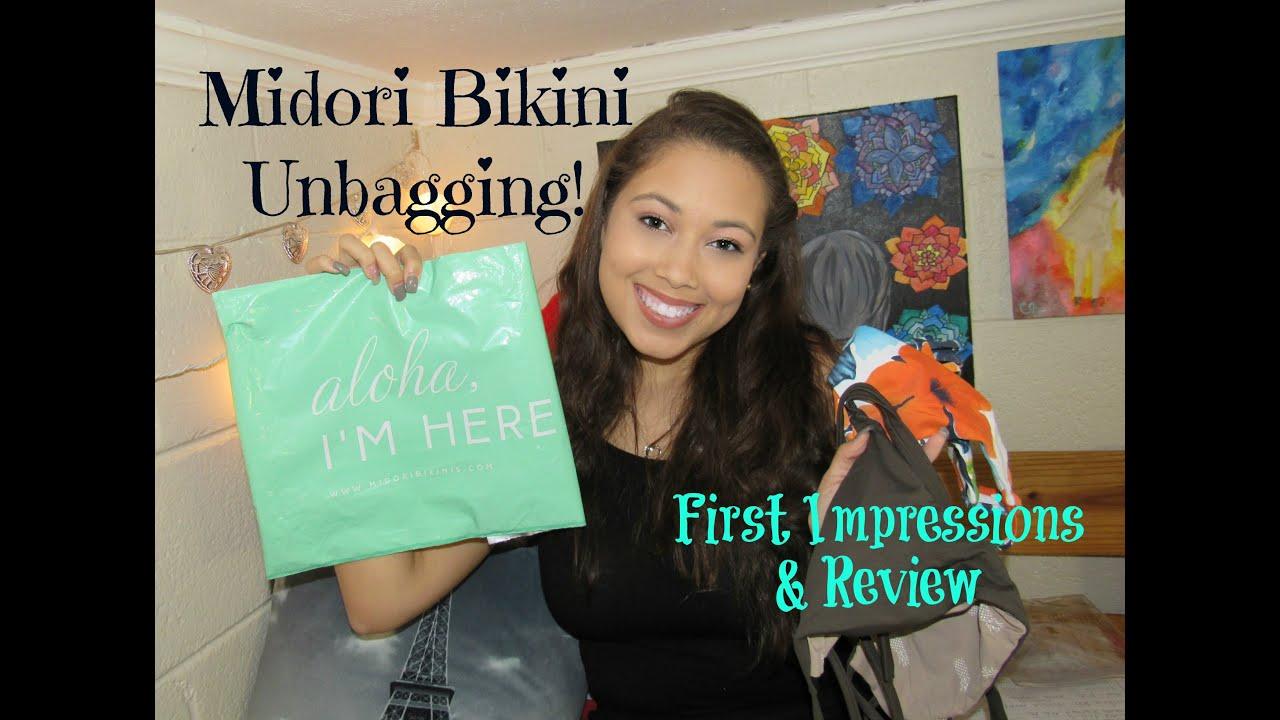 e07190004448b Midori Bikini First Impression