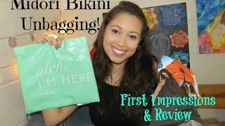 Midori Bikini First Impression | Review