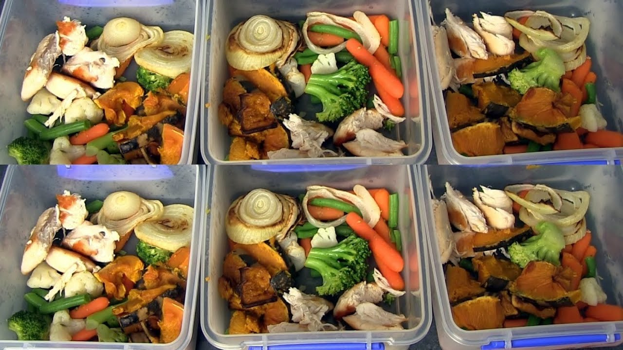 Meal prepping how i prepare healthy meals for the week youtube forumfinder