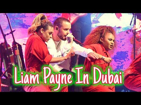 Liam Payne Live Concert In Dubai | Full Show | 110k Biggest Show Ever |