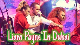 Liam Payne Live Concert In Dubai | 110k Biggest Show Ever | Full Show