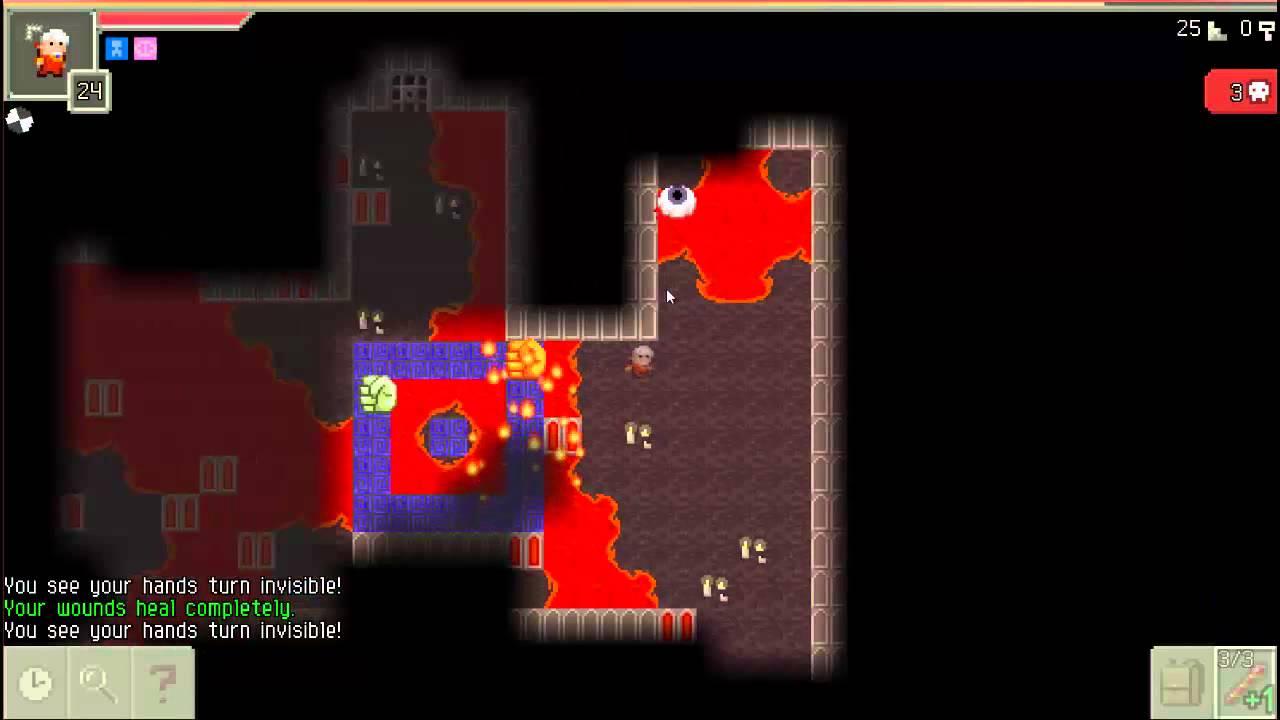 Video - Pixel Dungeon - Yog-Dzewa | Pixel Dungeon Wiki