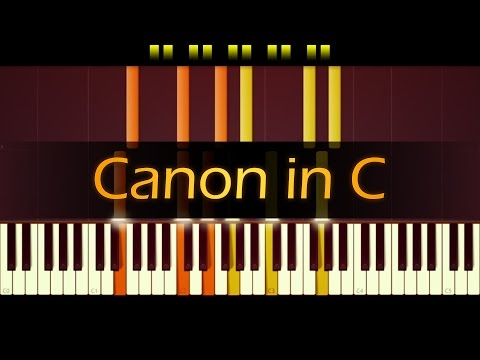 Canon in C  PACHELBEL