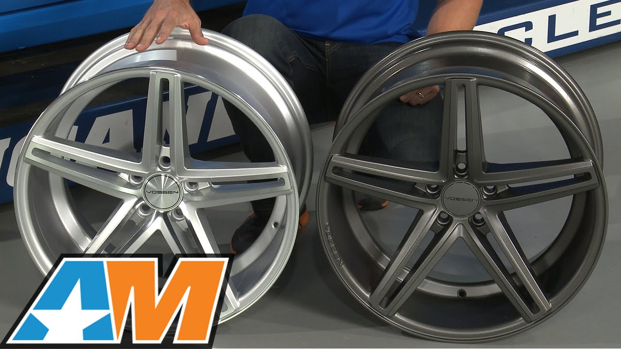 Mustang Vossen Cv5 Wheels 2005 2014 All Review