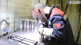 видео Гидроцилиндры для спецтехники
