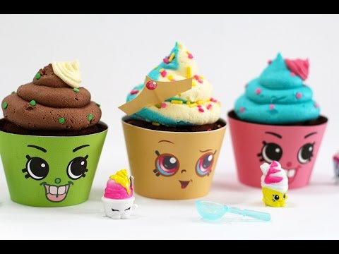 Shopkins Cupcakes Queen Cupcake Cupcake Chic My Cupcake