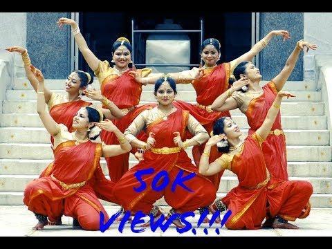 Mahaganapathim   Ganesh Chaturthi    Team Lasya   Classical dance