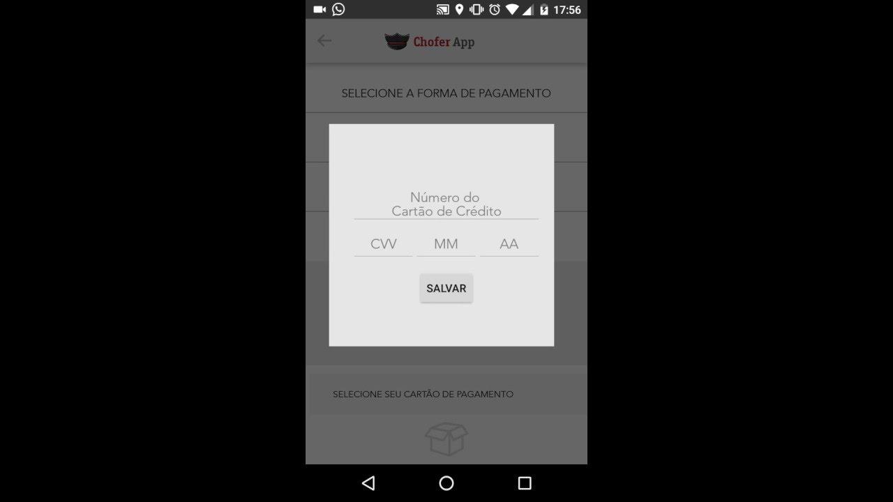 Uber Clone - o app do seu futuro
