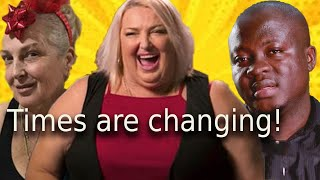 Angela 90 Day Fiance extreme weight loss for new spin off + Michael new chance of coming to America!