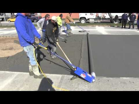 Roller Screed Demo