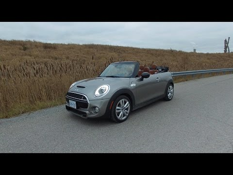 2017 Mini Cooper S Convertible - Review