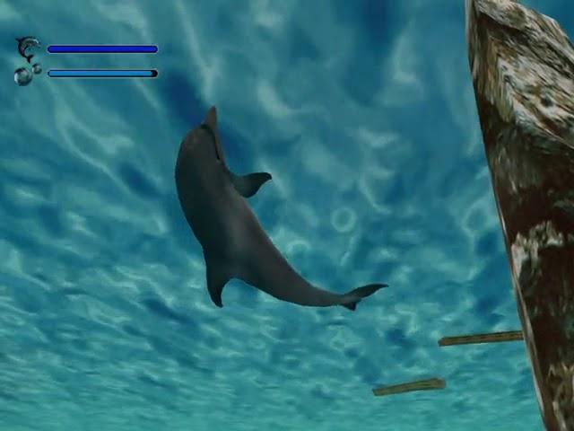 Jouez à Ecco the Dolphin sur Sega Dreamcast avec nos Bartops et Consoles Retrogaming
