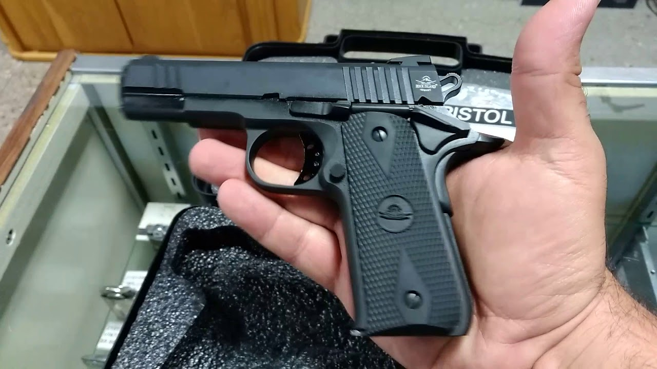 Rock Island Armory Baby Rock  380 quick first look!