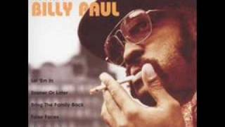 False Faces- Billy Paul
