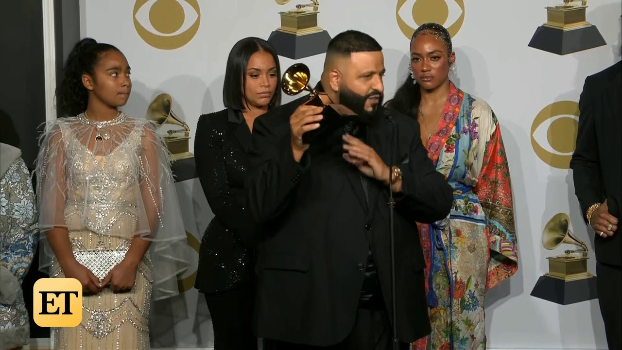 DJ Khaled Reacts To Diddy Calling Out Recording Academy's Lack of Diversity | Grammys 2020 Inte