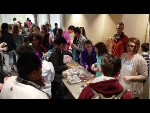Hickory Grove Christian School Bake Sale (TIME LAPSE)