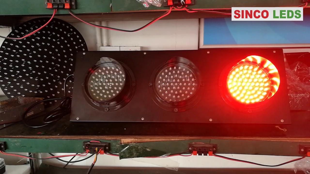 Traffic Light Horizontal / Horizontal Traffic Light Order