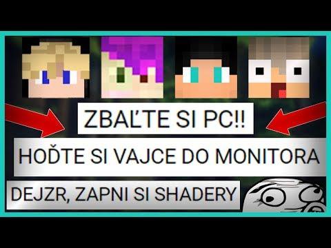 Plníme vaše HARDCORE úlohy!!! WTF!!! ⚠️ w/Attack, MaTTem, Dejzr - Minecraft Skywars