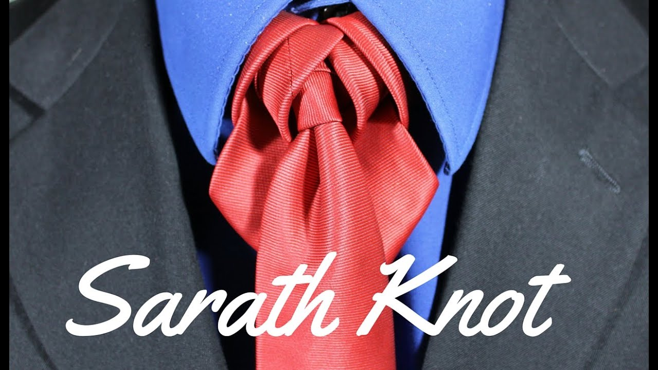 How to tie a tie sarath knot youtube ccuart Choice Image