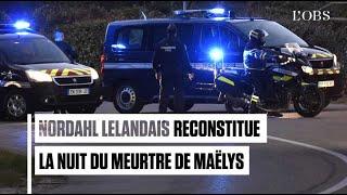 Nordahl Lelandais reconstitue la nuit du meurtre de Maëlys