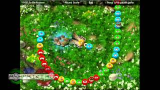 Онлайн игра Зума Пушистики с шариками